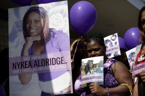 Brothers Charged in Nykea Aldridge Murder Appear in Court