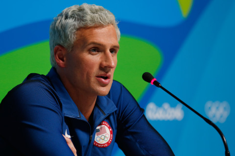 Ryan Lochte, Laurie Hernandez Join 'Dancing With The Stars'