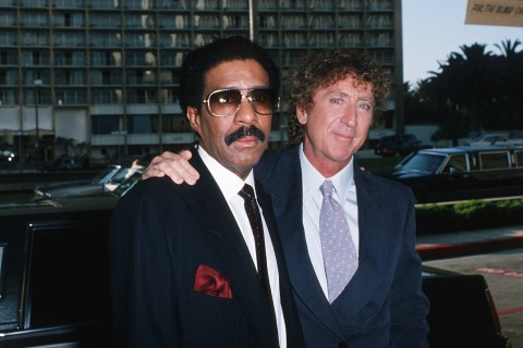 How Gene Wilder and Richard Pryor Changed Hollywood