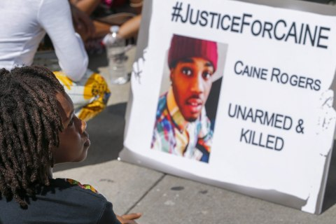 Ex-Atlanta Police Officer Indicted in Death of Unarmed Man Caine Rogers