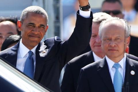 Climate Change Deal: Obama Announces U.S. Joining Landmark Paris Accord