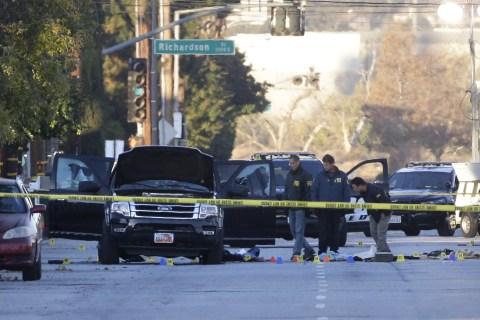 New Report Details Frantic Search After San Bernardino Shooting
