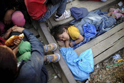 On Child Refugee Crisis, 'We Need to Tell These Stories of Humanity'