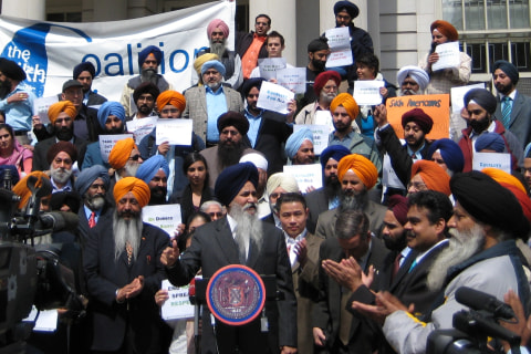 15 Years After 9/11 Founding, The Sikh Coalition Builds a 'Path Forward'