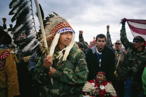 Fight for Standing Rock: Native Americans Defend Water, Land