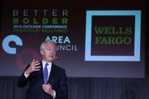 Labor Department Will Probe Wells Fargo; CEO Forfeiting $41 Million in Stock