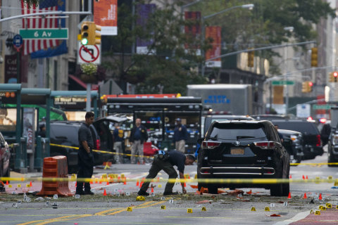 Authorities Probing Possible Similarities Between Explosive Devices in N.Y. and N.J.: Sources