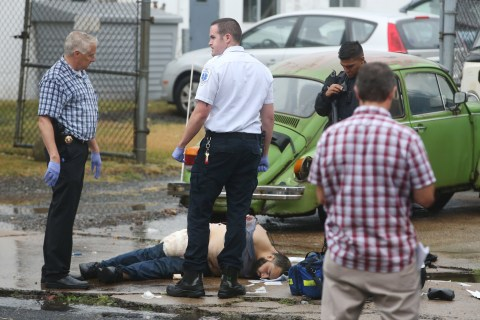 Manhunt for Bombing Suspect Ends in New Jersey Shootout