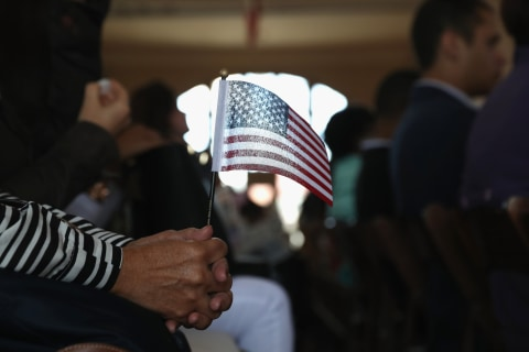 Report: Naturalized Citizen Vote Can Make Difference in Tight Races