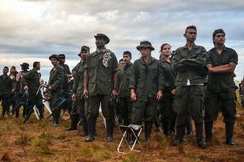 Political Future: Colombian Rebels Prepare For Peace