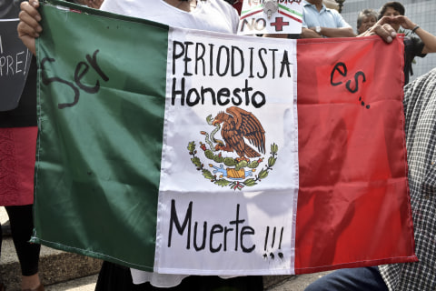 Mexico: Group Calls for Investigation into Journalist's Fatal Shooting