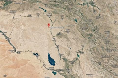 Rocket With Mustard Agent Lands Near Qayara Base in Iraq: U.S. Official
