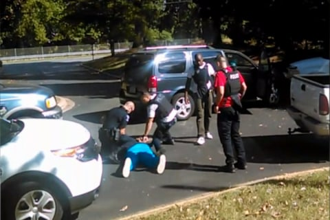 Charlotte Shooting Video: Footage Shows Fatal Encounter Between Police, Keith Lamont Scott
