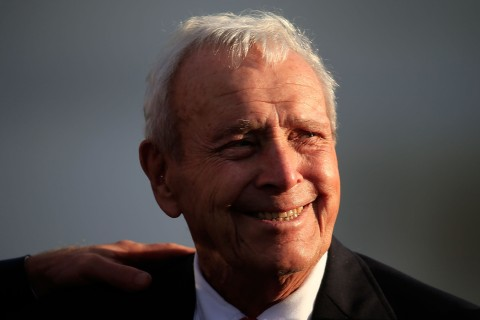 Golf Legend Arnold 'The KIng' Palmer Dies at 87