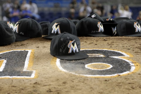 Marlins Pay Their Respects to Jose Fernandez After Beating Mets