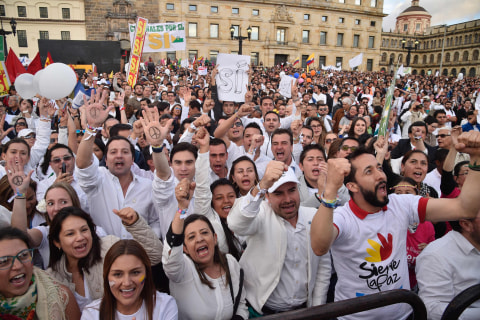 Colombia's Rebels Sign Historic Agreement Ending 50-Year War