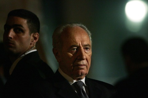 Lifelong Israeli Statesman Shimon Peres Dies