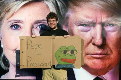 Pepe the Frog Declared Hate Symbol by ADL After Alt-Right Memes