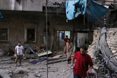 Aleppo Airstrikes: Two Hospitals Hit as Syria Continues Offensive to Retake City
