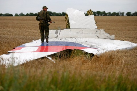 MH17 Investigators: Missile That Hit Jet Was Brought From Russia