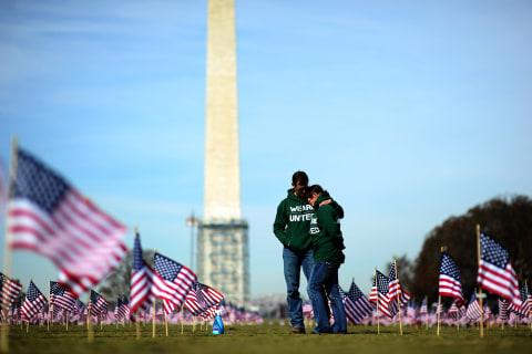 VA Puts Latest Estimate of Veteran Suicides at 20 Per Day
