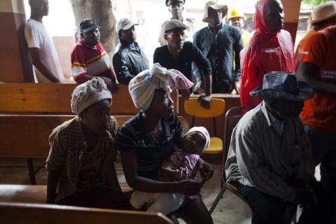 Caribbean Nations Prepare For Hurricane Matthew