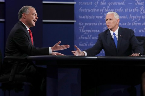Who Won the 2016 Vice Presidential Debate? Pundits Weigh In