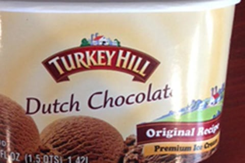 Mislabeled Ice Cream Recalled in 25 States