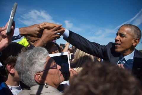 In North Carolina, President Obama Could Be Key to Hillary Clinton Victory