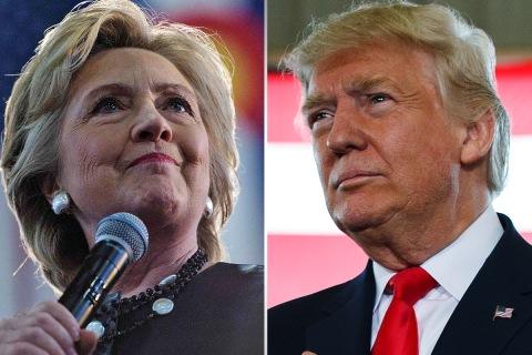 Poll: Clinton Ahead in North Carolina; Virtual Tie in Ohio