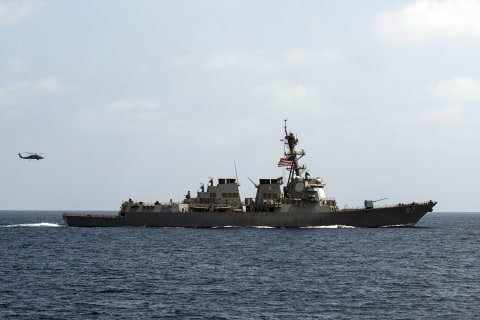 U.S. Officials: Iran Supplying Weapons to Yemen's Houthi Rebels