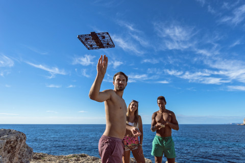 New Foldable Camera Drone Requires No FAA Approval, Can 'Add Spice' to Your Pics