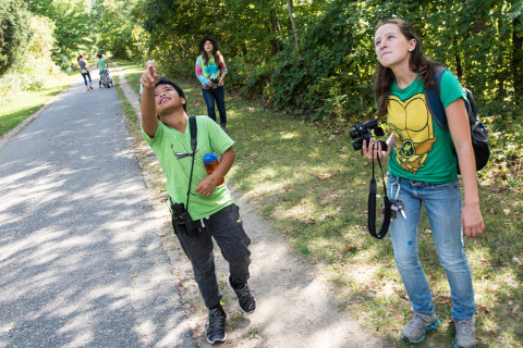 Can a College Course on Birding Change the World? University of Vermont Says Yes