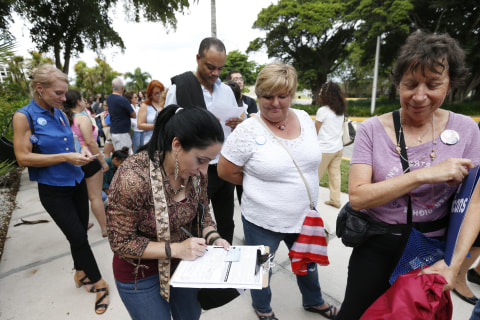More Democrat-Leaning Miami Cubans, Latinos Could Help Clinton Win Fla.