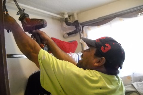 Voices: The Latino Workers Who Really 'Run' Washington