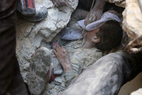 Aleppo Siege, Strikes Are 'Crimes of Historic Proportions': UN Rights Chief