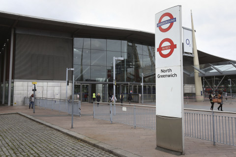 London Counterterrorism Police Arrest Teen Over Item on Subway Train