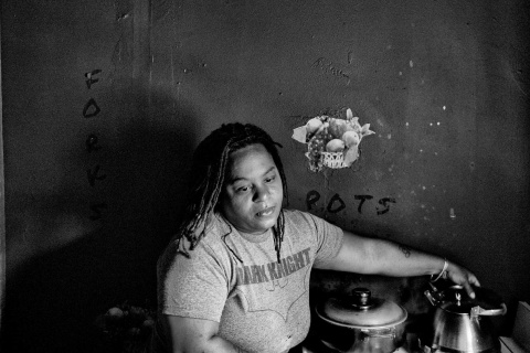 The City: Prison's Grip on the Black Family