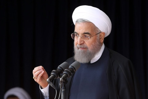 Iran's President Rouhani Calls U.S. Election 'Choice Between Bad and Worse'