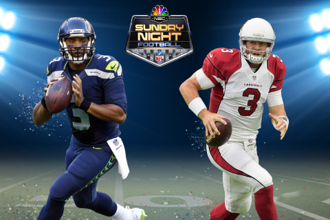 WATCH LIVE: SNF on NBC - Seattle Seahawks vs. Arizona Cardinals