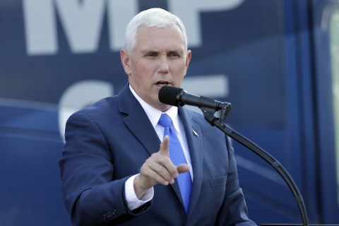 Mike Pence to GOP: 'It's Time to Come Home'
