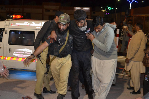 48 Killed in Attack on Police Training Center in Pakistan: Officials