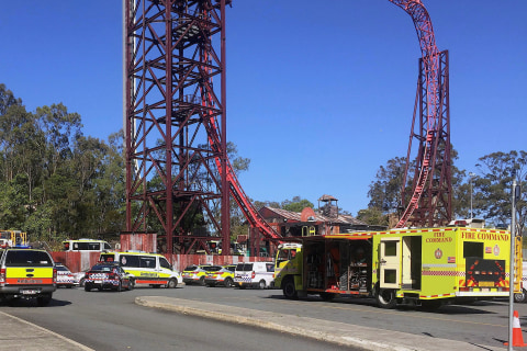 'Malfunction' at Australia's Dreamworld Theme Park Kills 4 on Raft Ride