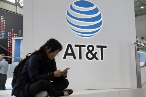 AT&T, Time Warner Shares Dip on Worries About Deal Clearance