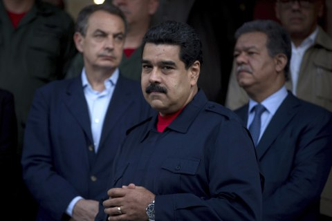 Venezuela Opposition in Dispute Over Dialogue With Government