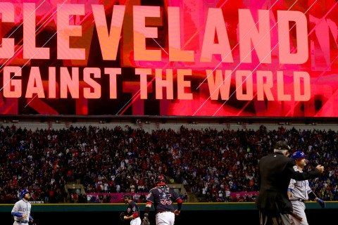 Indians, Cavs Rejoice, Celebrate on Cleveland's Greatest Night