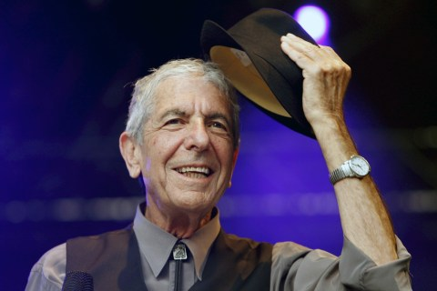 Poet and Singer-Songwriter Leonard Cohen Dies at 82