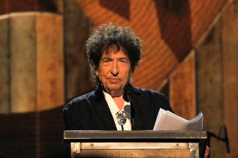 Bob Dylan Will Accept Nobel Prize for Literature in Stockholm