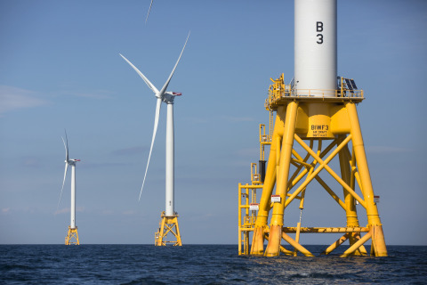 Nation's First Offshore Wind Farm to Start Sending Electricity