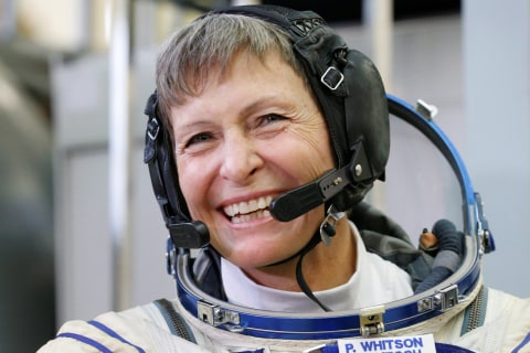 U.S. Astronaut Becomes the Oldest Woman in Space
